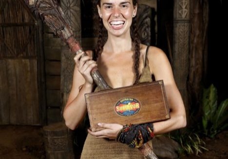 kristie from australian survivor